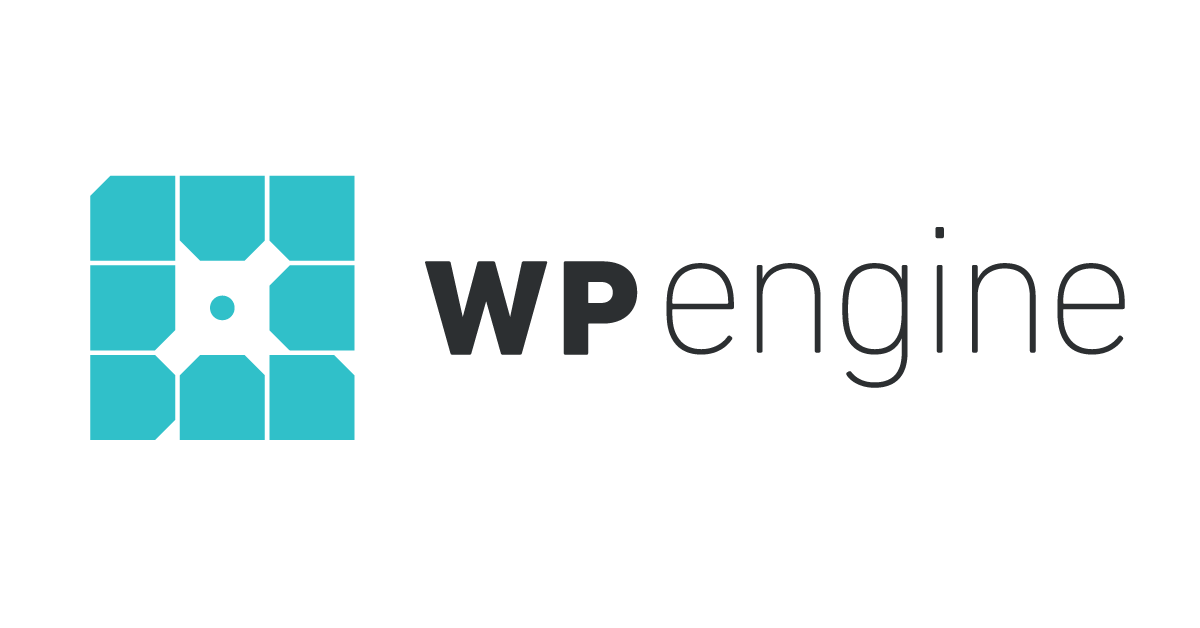 cheapest web host - wp engine logo
