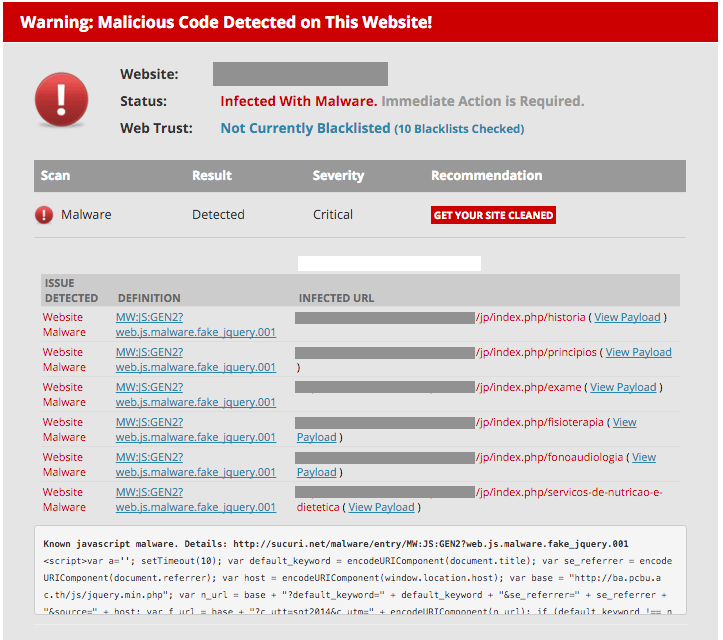 What to do if your site is flagged for Malware | WP Engine®