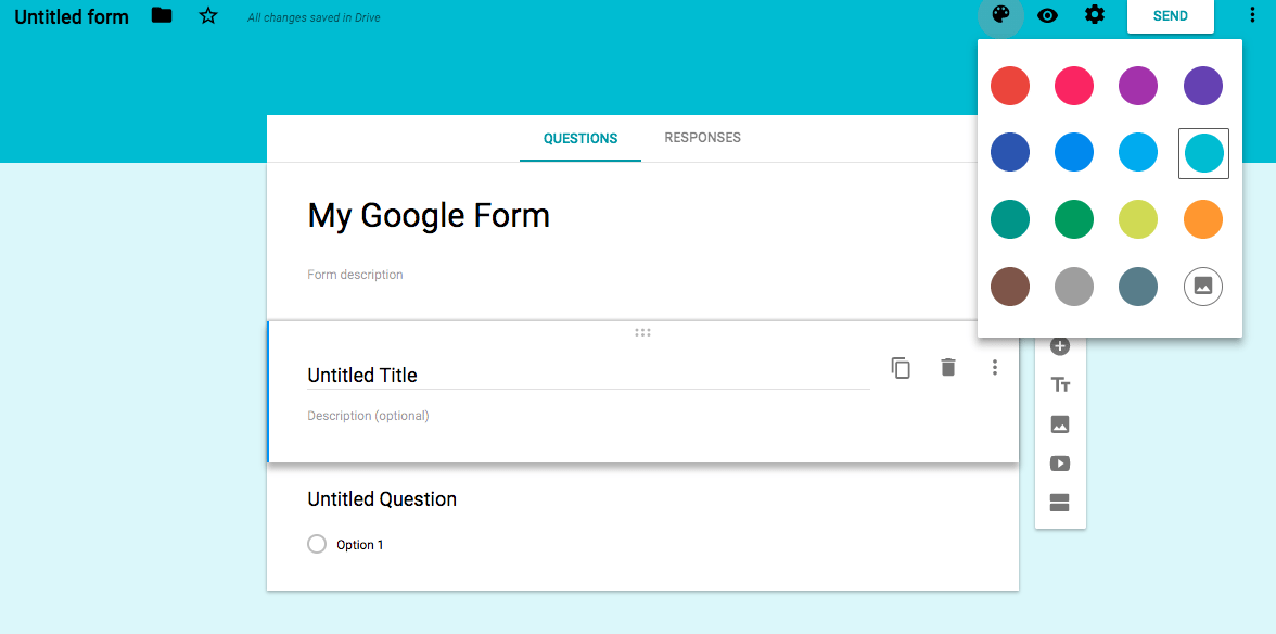 google forms and wordpress