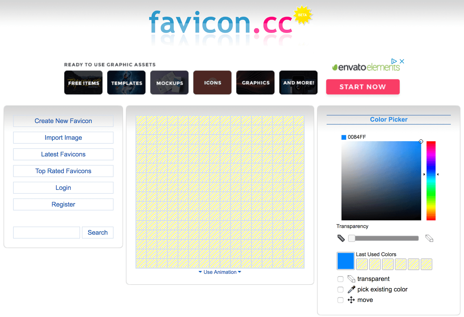 favicon programs