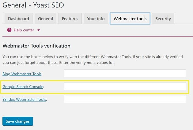 Verify Your WordPress Site With Google Search Console | WP Engine®