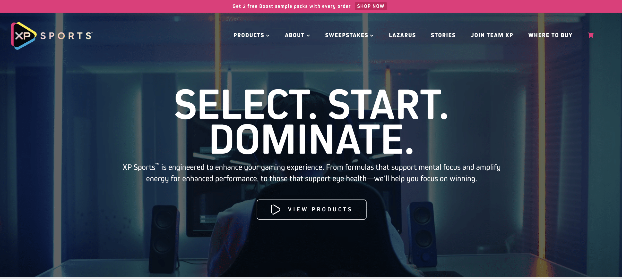 Building on WP Engine's platform with Genesis themes, Iovate is able to launch dynamic brands like XP Sports faster, bringing them to life with high-performing, beautifully-designed websites.