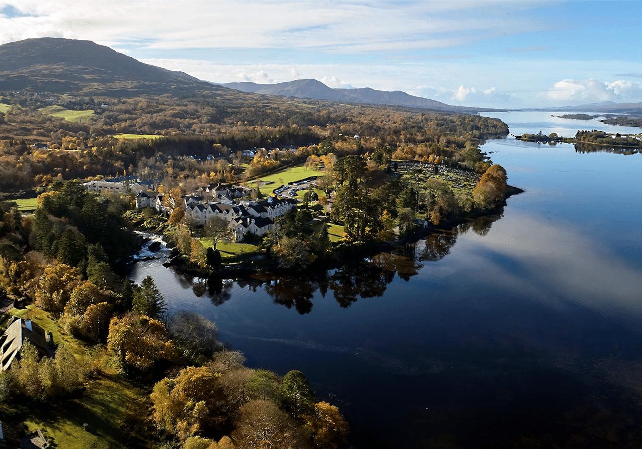 Sheen Falls Lodge, County Kerry, Ireland